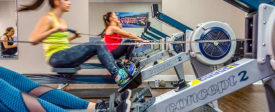 RowZone Rittenhouse Indoor Rowing & Fitness