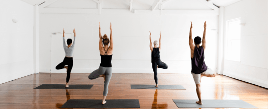 Downtown Yoga & Pilates