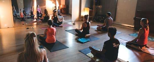 Sofie Lievens Yoga