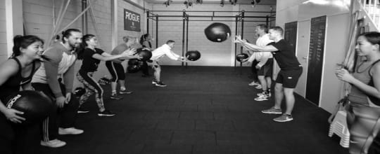 CrossFit Immersive