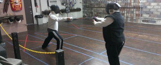 Sword Play LA