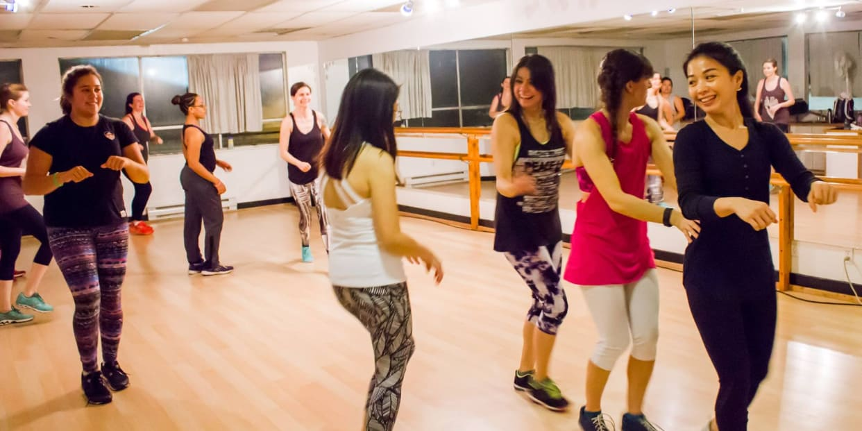 AfroBeat Dance - Feature Friday at iDance Vancouver: Read Reviews