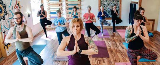 Evolutions Yoga