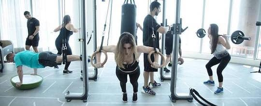 Core Fitness Training