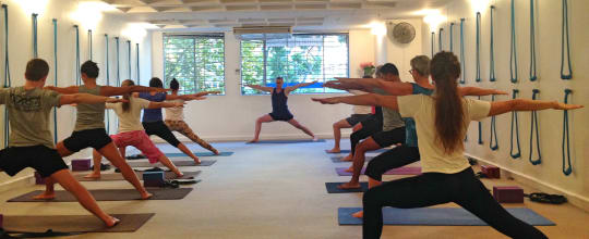 Central Yoga School