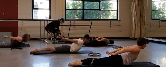 The Pilates School SF - Van Ness Studio