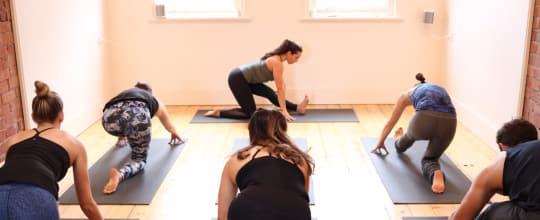 Axis Yoga