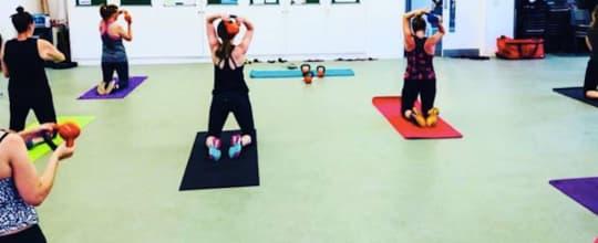 Amy Lamont Fitness