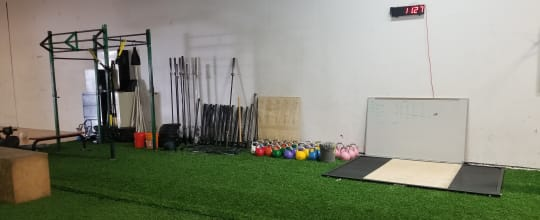 The Unconventional Training Center