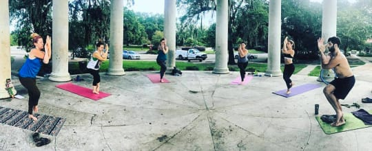 NOLA Tribe Yoga