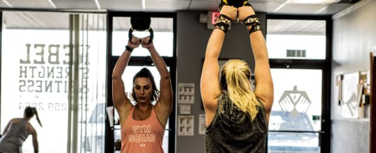 Rebel Strength and Fitness