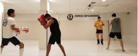Open Sparring