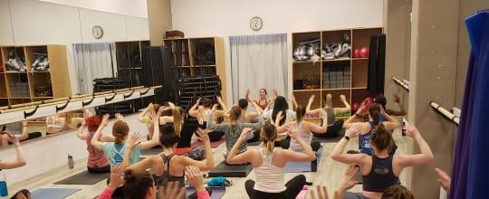 Tuck Barre & Yoga