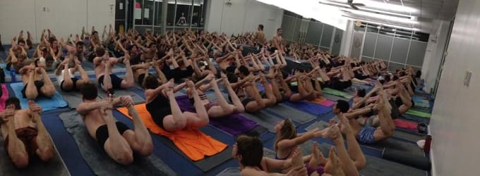 PURE Yoga Texas