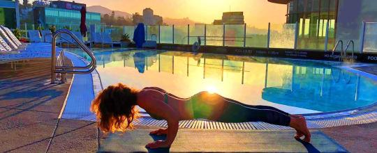 Ella Yoga Hollywood