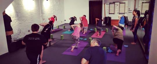 Equanimity Yoga NYC