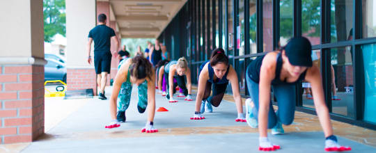 Fit Factor Boot Camp