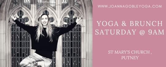 Joanna Goble Yoga