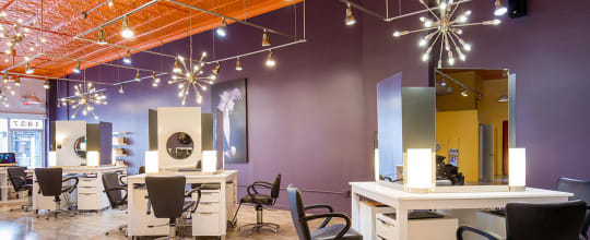 Fringe/ A Salon