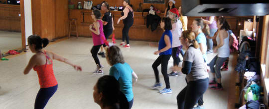 Dance Fitness with Pauline