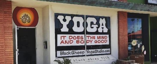 Black Sheep Yoga