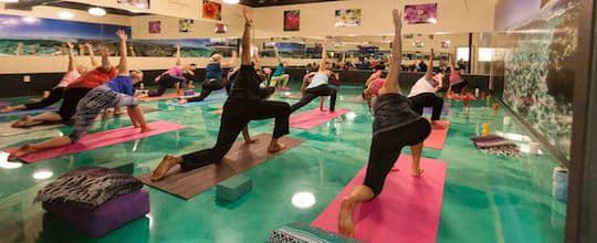 Aloha Yoga and Hula