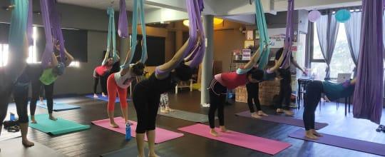 MI Aerial Yoga Studio