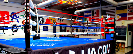 Churchill Boxing Club