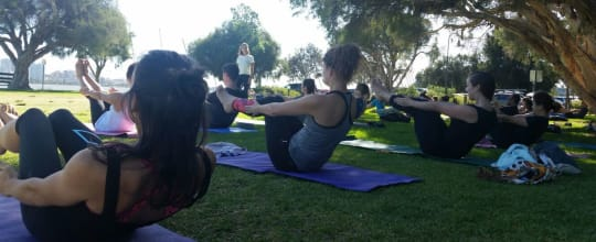 Perth Yoga for Everybody