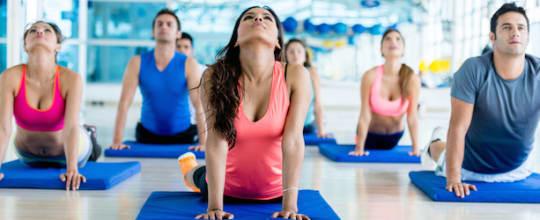 Yoga With Yumi
