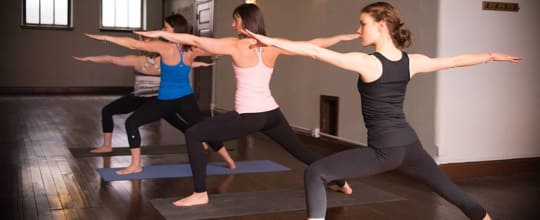 Move Your Hyde Power Yoga