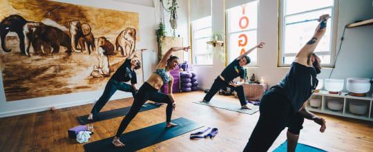 Smith Street Yoga Studio