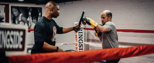 Hammer Fitness and Boxing
