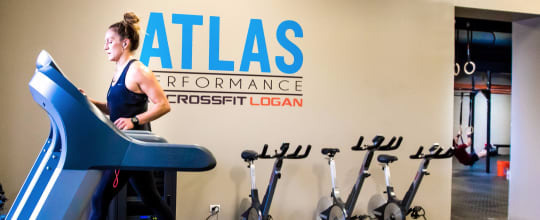 Atlas Performance at CrossFit Logan