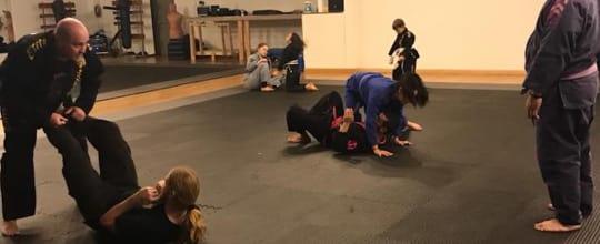 Warrior Strength Martial Arts