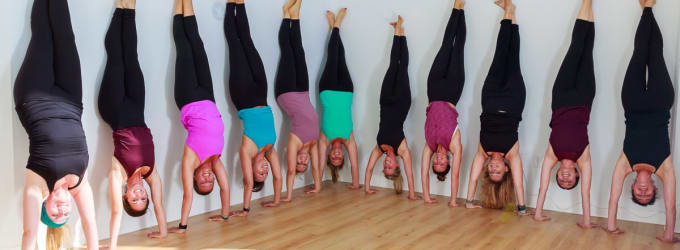 V Power Yoga