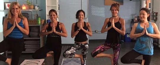 Hikina Yoga