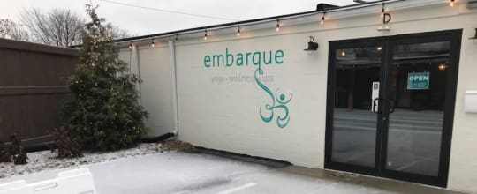 Embarque Yoga Therapy + Wellness