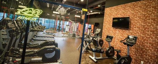 O.M.Gym Fitness