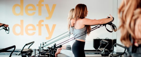 Defy Pilates - Bellaire