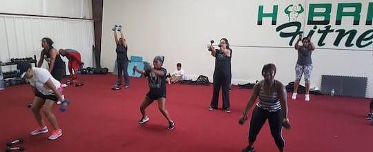 HYBRID Fitness Houston