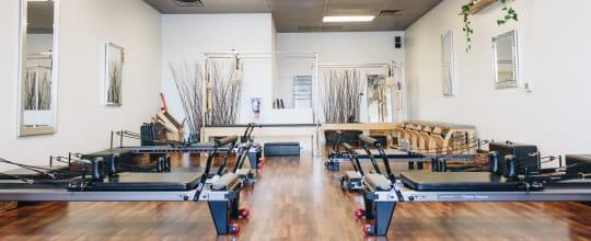 Pilates Plus Yoga