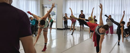 Dancing Wheels Co & School