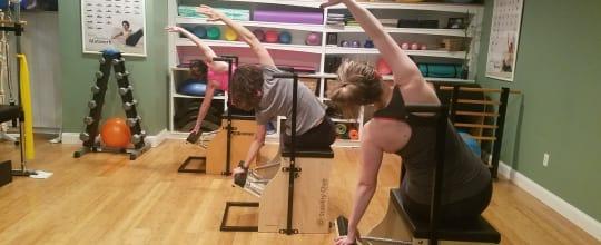OttFit Pilates