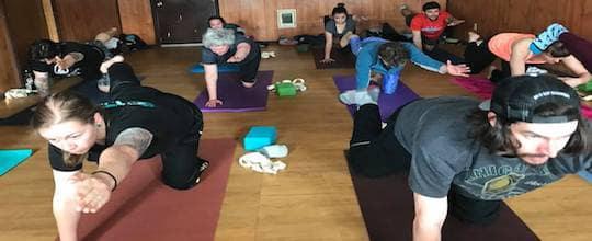 Andrea Buchanan Yoga