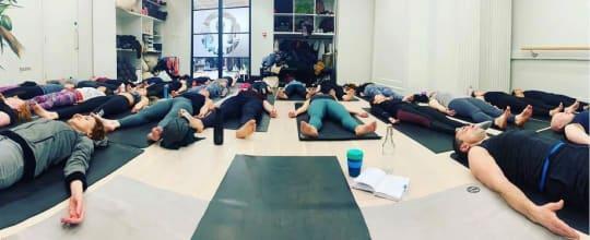 Flex Yoga Manchester