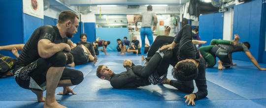 Kowloon Brazilian Jiu-jitsu Club