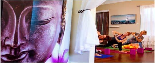 The Salt Spa & Yoga