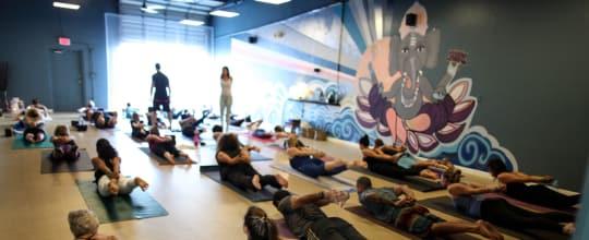 Moksha Yoga Studio
