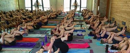 Bikram Yoga SE Portland